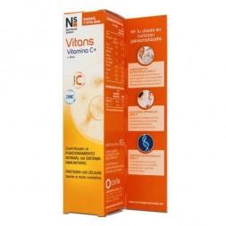 VITANS VITAMINA C+ COMPRIMIDOS EFERVESCENTES  20 COMP
