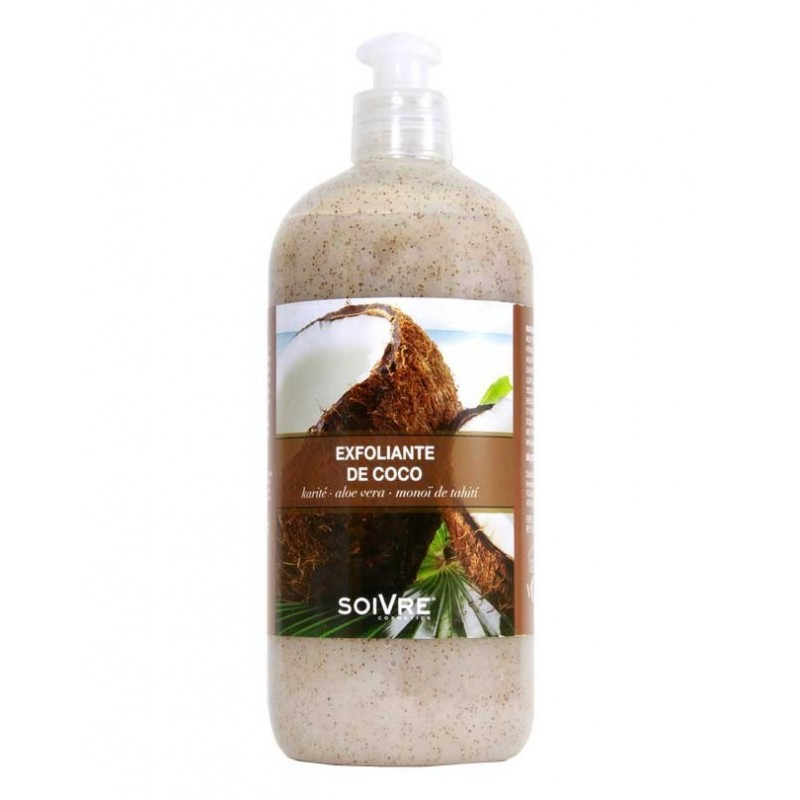 SOIVRE GEL DE BAÑO EXFOLIANTE  200 ML