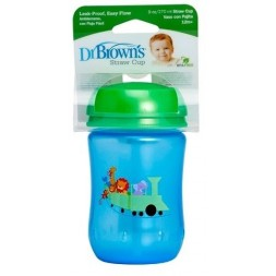 MI PRIMER VASO CON PAJITA DR BROWN´S 270 ML