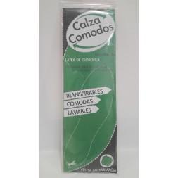 PLANTILLAS CLOROFILA CALZA COMODOS