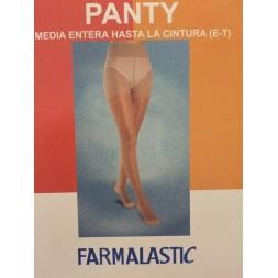 PANTY COMP NORMAL 140 DEN FARMALASTIC CAPUCHINO T- GDE