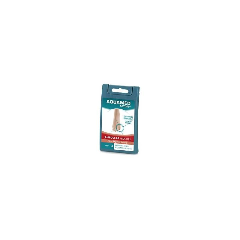 AQUAMED ACTIVE AMPOLLAS APOSITO HIDROCOLOIDE T- PEQ 8 APOSIT