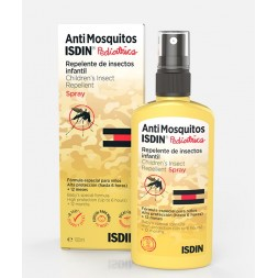ANTIMOSQUITOS ISDIN SPRAY PEDIATRICS REPELENTE DE INSECTOS I
