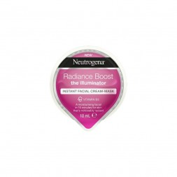 NEUTROGENA RADIANCE BOOST EXPRESS FACIAL CREAM-MASK ILUMINAD