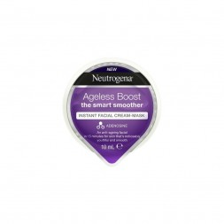 NEUTROGENA AGELESS BOOST EXPRESS FACIAL CREAM-MASK ANTI-EDAD