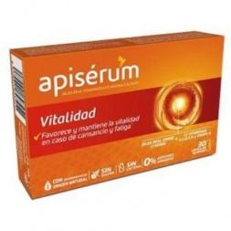 APISERUM VITALIDAD  30 CAPSULAS BLANDAS
