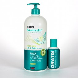 ISDIN GERMISDIN HYGIENE & PROTECTION ALOE VERA  1000 ML