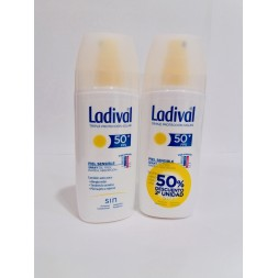 LADIVAL PACK  SENSIBLESRP FPS 50+300ML