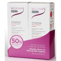 DUPLO WOMAN ISDIN ANTIESTRIA 2X250 ML