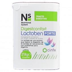 NS DIGESTCONFORT LACTOBEN FORTE  60 COMPRIMIDOS