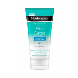NEUTROGENA DETOX GEL EXFOLIANTE REFRESCANTE  150 ML