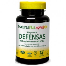 NATURE´S PLUS EXPRESS DEFENSAS  30 COMPRIMIDOS