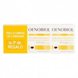 OENOBIOL SOLAR INTENSIVO PREPARADOR PIELES SENSIBLES  PACK 3