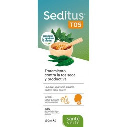 SEDITUS TOS  JARABE 150 ML