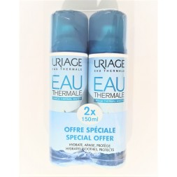 DUPLO EAU THERMALE URIAGE 2 X 150ML