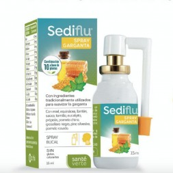SEDIFLU SPRAY GARGANTA  1 ENVASE 15 ml