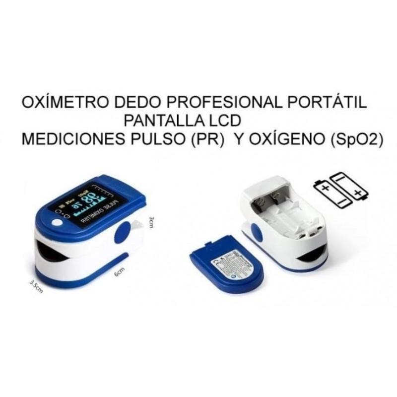 PULSIOXIMETRO MODELO PX01