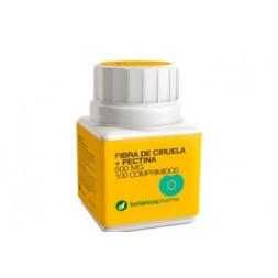 FIBRA CIRUELA + PECTINA BOTANICAPHARMA  60 COMPRIMIDOS