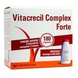 VITACRECIL COMPLEX FORTE  180 CAP + CHAMPU 200