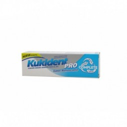 KUKIDENT COMPLETE CREMA ADH PROTESIS DENTAL REFRESCANTE 47 G